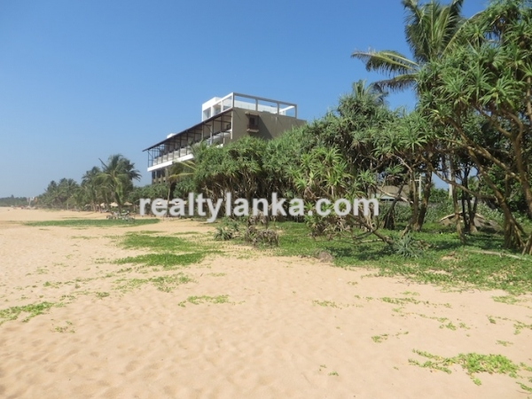 Beachfront 83 Perches Land