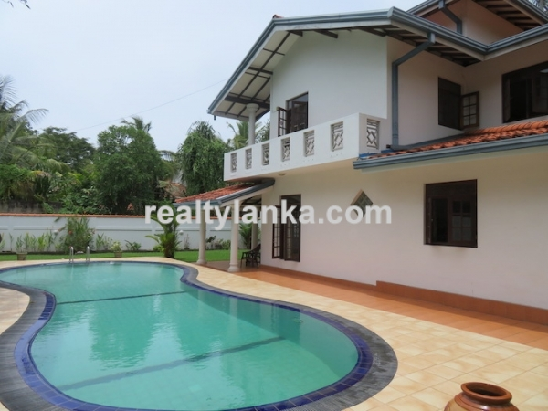 2 Houses With A Pool In Balapitiya
