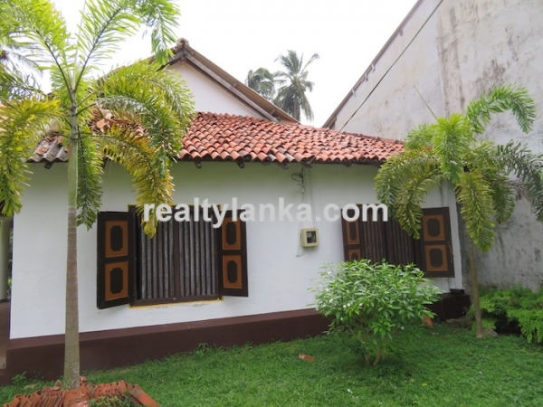Colonial House In Galle