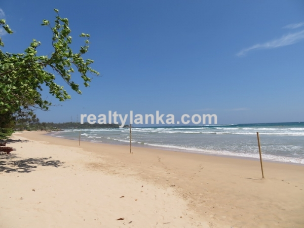 12M Beachfront Property In Dickwella