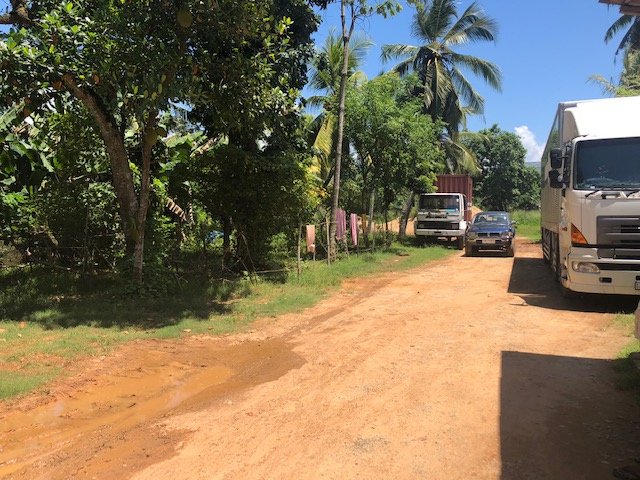 Property Facing The Galle-Matara Main Road GI 162